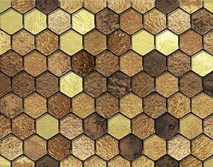 Керамическая плитка Ника Декор ВС11НК404   DWU11NIK404 20х60