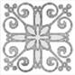 Керамическая плитка Classic Marble Тако Белый G-270 G t05 7x7
