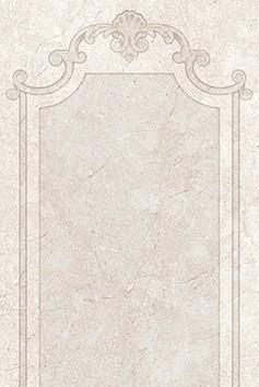 Керамическая плитка Лютеция Плитка настенная беж темный панель 8302 20х30