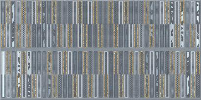 Керамическая плитка Aura Декор Atlantic Geometria 31