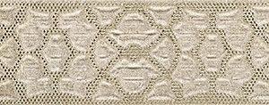 Керамическая плитка Deja Vu Gold Noche Бордюр Damask (K942013) 10x30