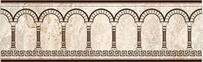 Керамическая плитка Efes coliseum Бордюр 7