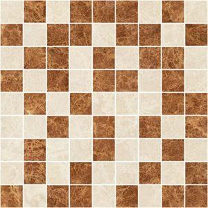Плитка мозаика Libra Мозаика оранжевый+бежевый 30х30