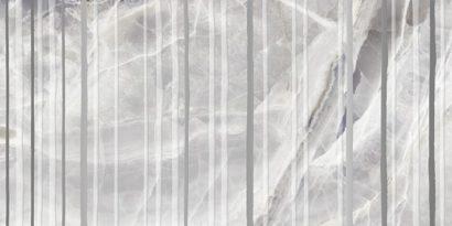 Керамическая плитка Plazma Trigger Декор серый 30х60