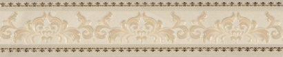 Керамическая плитка Absolute Moldura Sand Декор 50х250 мм 34шт