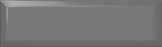 Керамическая плитка Аккорд дымчатый темный грань 9028 8