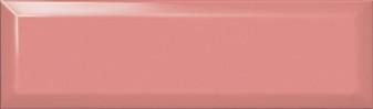 Керамическая плитка Аккорд розовый грань 9024 8