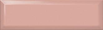 Керамическая плитка Аккорд розовый светлый грань 9025 8