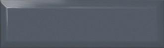 Керамическая плитка Аккорд синий грань 9031 8