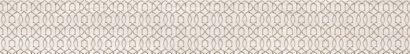 Керамическая плитка Alba бордюр бежевый (AI1J011) 8x60