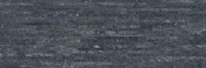 Керамическая плитка Alcor Плитка настенная чёрный мозаика 17-11-04-1188 20х60