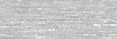 Керамическая плитка Alcor Плитка настенная серый мозаика 17-11-06-1188 20х60