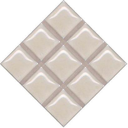 Керамическая плитка Александрия Вставка светлый POG001 - 46х46мм 27