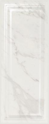 Керамическая плитка Алькала белый панель 7199 20х50