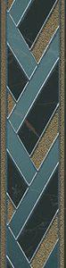 Керамическая плитка Алькала Бордюр MLD B99 7200 6