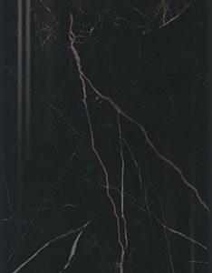 Керамическая плитка Алькала черный панель 7201 20х50