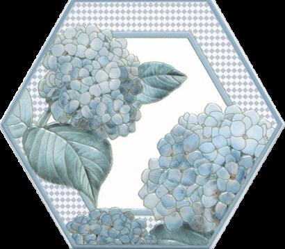 Керамическая плитка Аньет Декор HGD A301 24001 20х23
