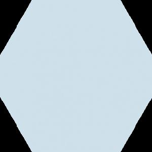 Керамическая плитка Аньет Плитка настенная голубой 24006 20х23