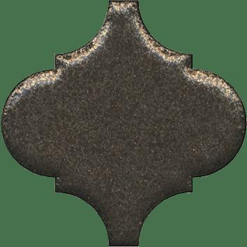 Керамическая плитка Арабески Декор котто металл OS A45 65001 6