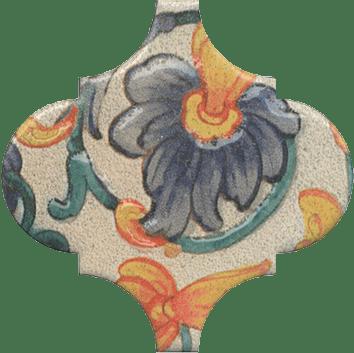 Керамическая плитка Арабески котто Декор орнамент OP A162 65000 6