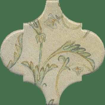 Керамическая плитка Арабески котто Декор орнамент OP A166 65000 6