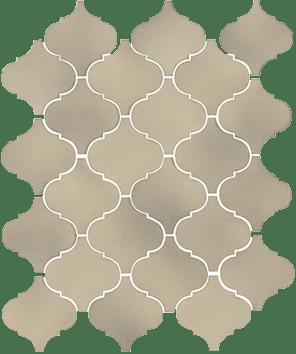 Керамическая плитка Арабески Майолика беж 65010 26х30