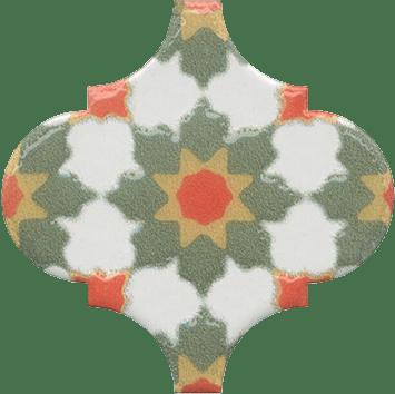 Керамическая плитка Арабески Майолика Декор орнамент OS A40 65000 6