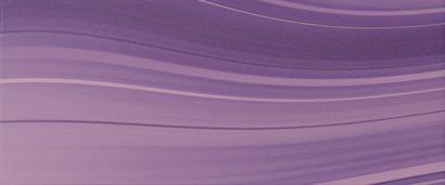 Керамическая плитка Arabeski purple 02 Плитка настенная 25х60