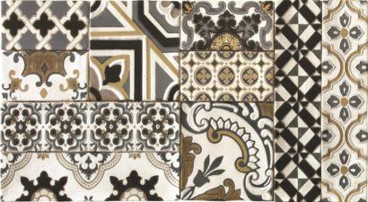 Керамическая плитка Arezzo Malla Oro Декор 300х600 мм