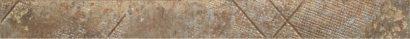 Керамическая плитка Arosa List. Beige Бордюр 50х600 мм