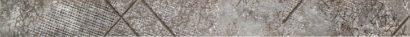 Керамическая плитка Arosa List. Gris Бордюр 50х600 мм