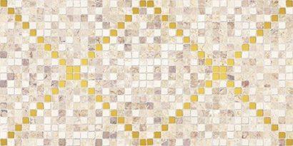 Керамическая плитка Arte Декор тёмно-бежевый 08-04-11-1369 20х40