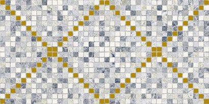 Керамическая плитка Arte Декор тёмно-серый 08-04-06-1369 20х40