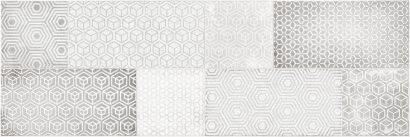 Керамическая плитка Atlas вставка серый (AT2O091DT) 19