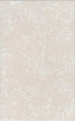 Керамическая плитка Ауленсия беж орнамент 6381 25х40