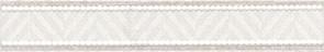 Керамическая плитка Багатель Бордюр NT A259 6352 25х4