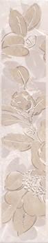 Керамическая плитка Баккара Бордюр OP A36 8290 5