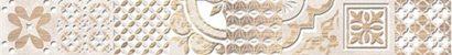 Керамическая плитка Bastion Бордюр бежевый 46-03-11-454 4
