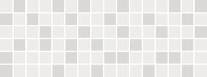 Керамическая плитка Бельканто Декор мозаичный белый 171 15079 15х40