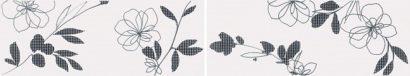 Керамическая плитка Бельканто Панно MLD A66 2x 15079 15х80 (из 2-х плиток)