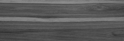 Керамическая плитка Blackwood Плитка настенная чёрный 25х75