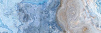 Керамическая плитка Blues Плитка настенная голубой 25х75