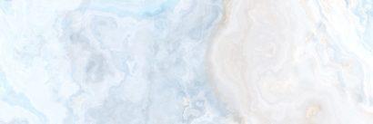 Керамическая плитка Blues Плитка настенная светло-голубой 25х75