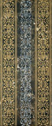 Керамическая плитка Bohemia brown 02 Декор 25х60
