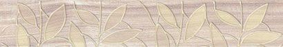 Керамическая плитка Bona Бордюр тёмно-бежевый 66-03-11-1344 6