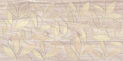 Керамическая плитка Bona Декор тёмно-бежевый 08-03-11-1344-3 20х40
