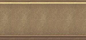 Керамическая плитка Бордюр металл обрезной BDA015R 30х12