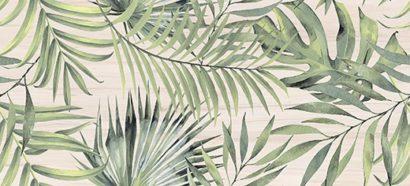 Керамическая плитка Botanica облицовочная плитка декорированная многоцветный (BNG451D) 20x44