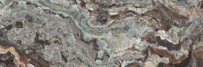Керамическая плитка Brouni Плитка настенная коричневый 25х75