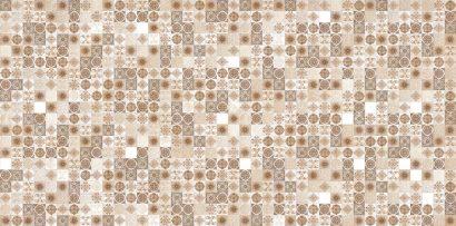 Керамическая плитка Caravan Плитка настеннаярельеф многоцветный (CRL452D) 29